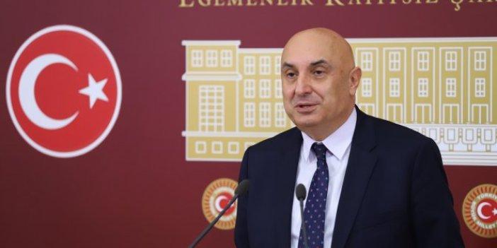 CHP'li Engin Özkoç'tan Erdoğan ve Bahçeli'ye 23 Nisan çağrısı