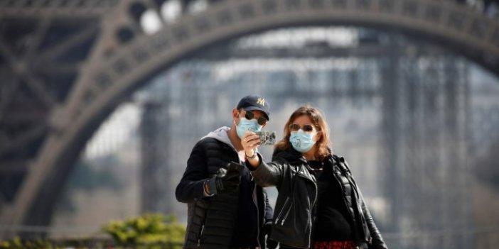 Fransa'da korona virüs kaynaklı ölüm sayısı 20 bin 796'ya yükseldi