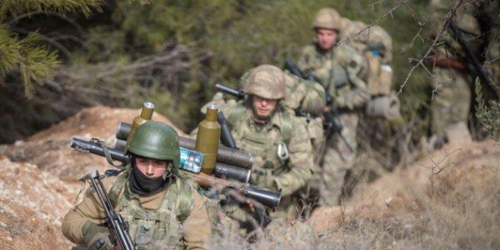 112 PKK'lı etkisiz hale getirildi