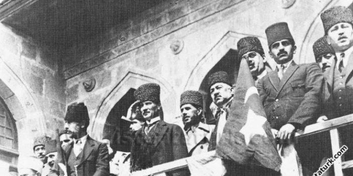 Atatürk'ün kriz yönetimi: Topyekûn savaş