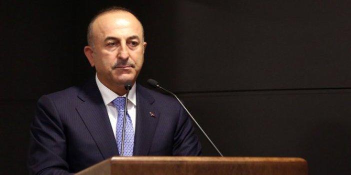 Çavuşoğlu, Rus ve İranlı mevkidaşlarıyla görüştü