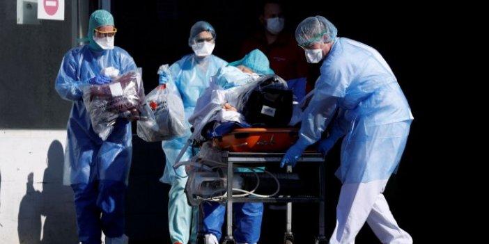 Hollanda'da korona virüs kaynaklı ölü sayısı  4 bin 54 oldu