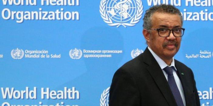 DSÖ Genel Direktörü Ghebreyesus: Virüs uzun süre bizimle olacak