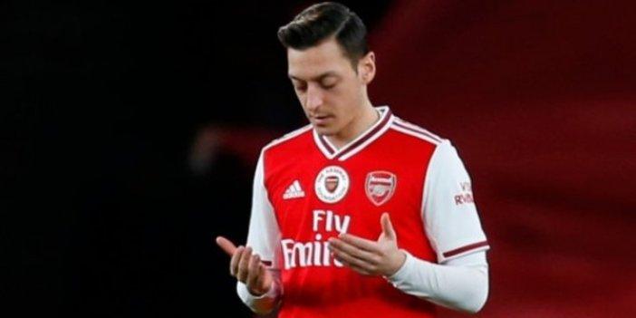 Mesut Özil'den Ramazan paylaşımı