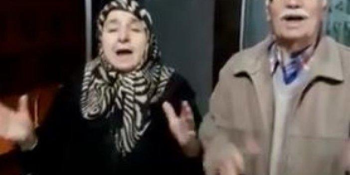 Türkiye o yaşlı çifti konuşuyor
