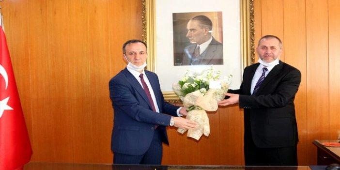 Atatürk'ün kurduğu kurumun başına Ensar'dan başkan atandı