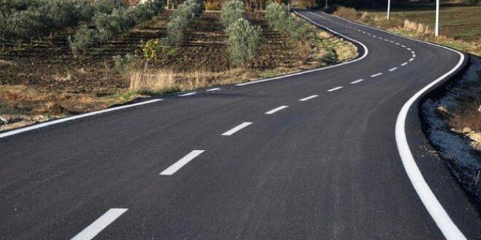 Petrol fiyatları dip yapınca Belediyeler asfalt harekatına başladı