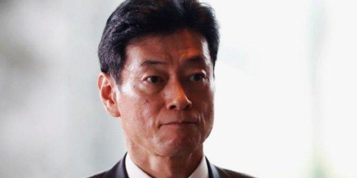 Japon ekonomi bakanı karantinaya alındı