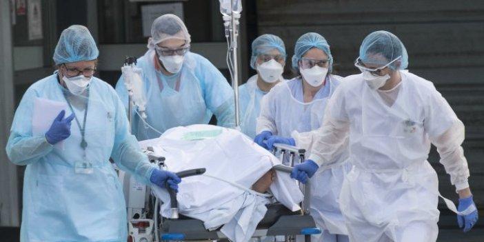 Fransa'da koronadan ölü sayısı 22 bini aştı