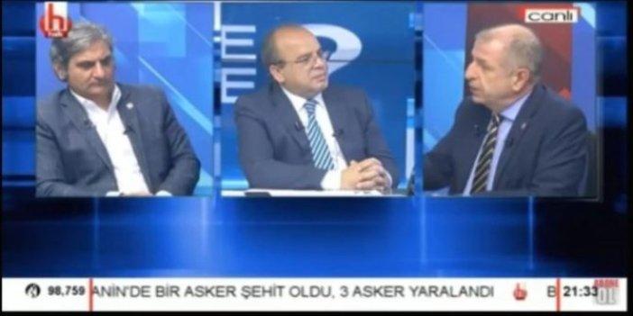 İYİ Partili Ümit Özdağ'dan fezleke ve Murat Ağırel açıklaması
