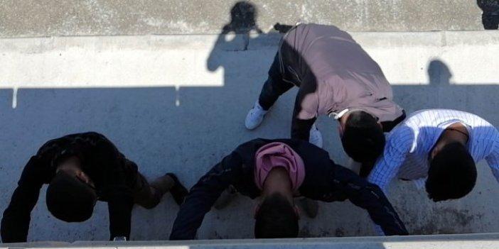 Kahramanmaraş'ta otomobille gezmeye çıkan 4 kişiye, 12 bin 888 lira ceza