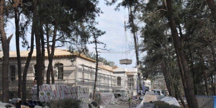 Tarihi Hadımköy Askeri Hastanesi için geri sayım
