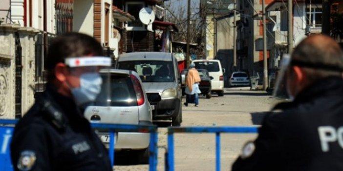 Bursa ve Akhisar'da korona virüs karantinası
