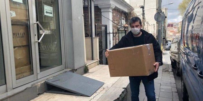 CHP üç kentte 100 bin cerrahi maske dağıtıyor
