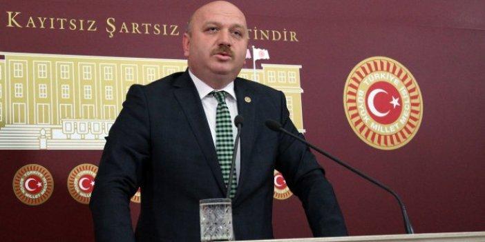 AKP Ordu Milletvekili Gündoğdu, sosyal medyanın diline düştü