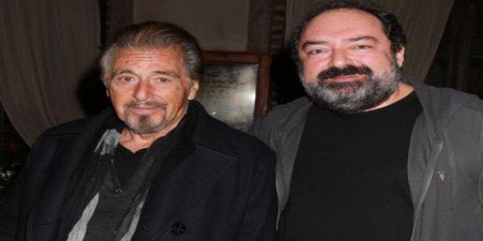 Al Pacino'yu Yemeksepeti'nin kurucusu Nevzat Aydın'ın babası zannettiler