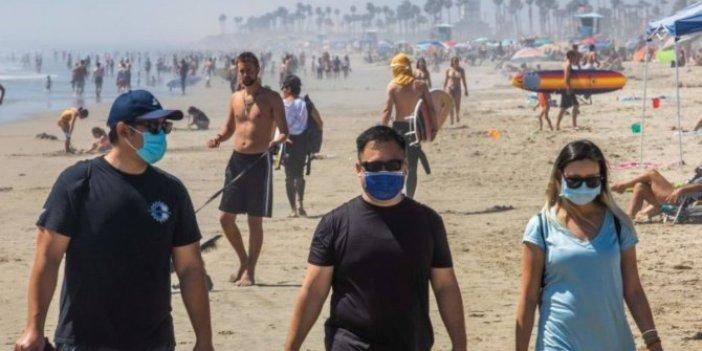 Vaka sayısı 1 milyona dayanırken sahillere akın ettiler