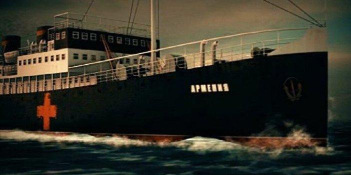 Karadeniz'de Nazilerin batırdığı gemi bulundu