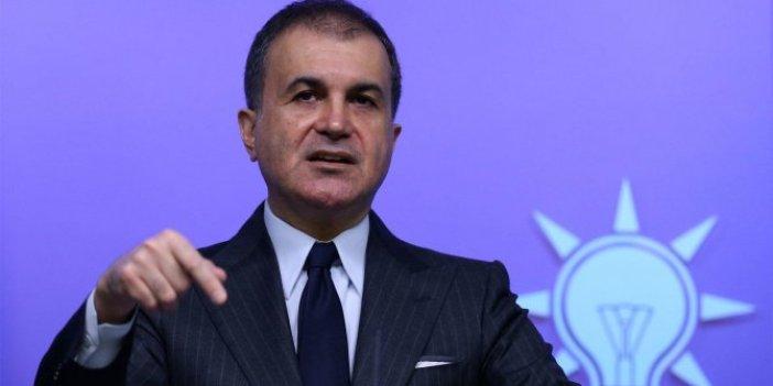 AKP MYK sonrası Ömer Çelik'ten açıklama