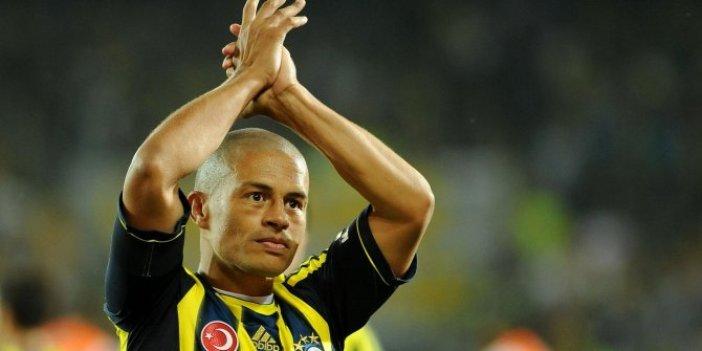 Alex De Souza'dan 'Fenerbahçe'de teknik direktörlük' açıklaması