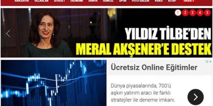 Teşekkürler TÜRKİYE… 1 milyon 703 bin 841 kişi haberi YENİÇAĞ'dan okudu