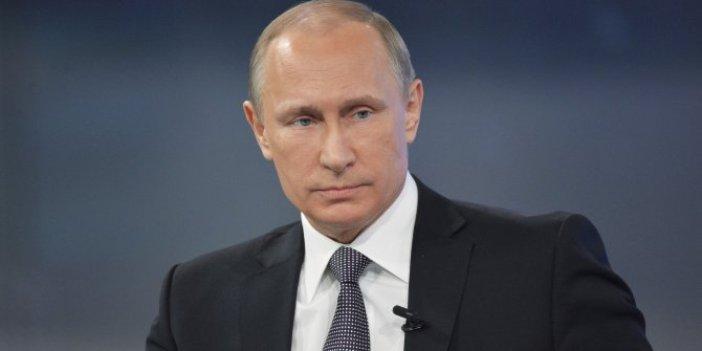 """Putin acı gerçeği açıkladı: """"Maalesef size söylemek zorundayım"""""""