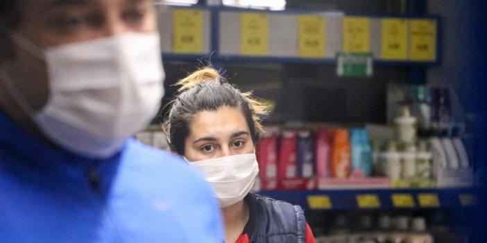 Antalya'da kasiyerin yüzüne kola döken kişi tutuklandı