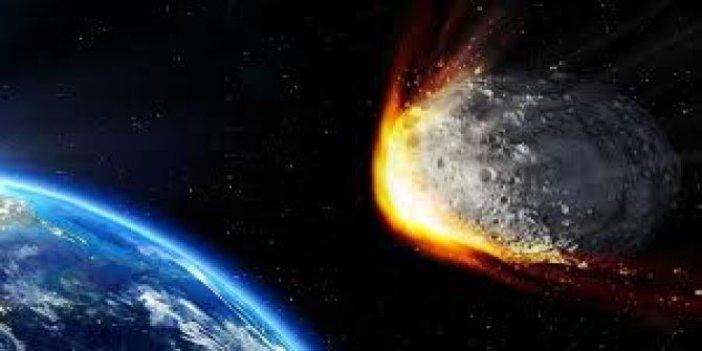 Bir bu eksikti dedirtecek haber! NASA açıkladı: 2.4 Km çapında