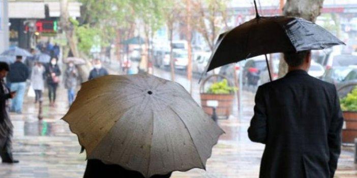 Meteoroloji tüm yurdu uyardı: Günlerce sürecek sağanak geliyor