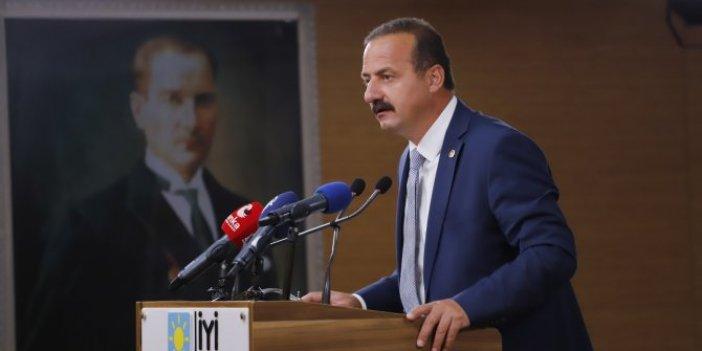 İYİ Partili Yavuz Ağıralioğlu'ndan Devlet Bahçeli'ye cevap