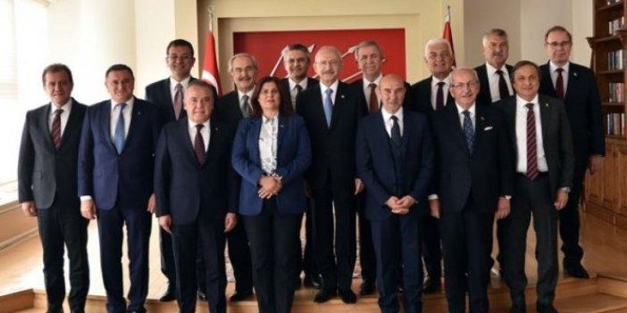 CHP'li belediye başkanlarından ortak deklarasyon: Yasal yollara başvurduk!
