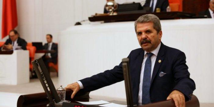 """İYİ Partili Feridun Bahşi: """"Terör suçlarına da infaz indirimi riski var"""""""