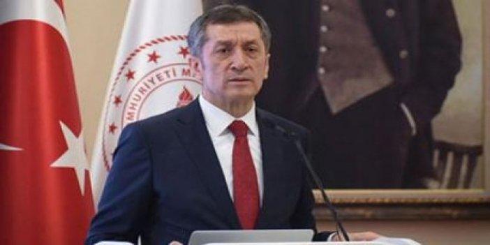 Milli Eğitim Bakanı Ziya Selçuk salgın sonrası için konuştu: Çok büyük hazırlıklarımız var!