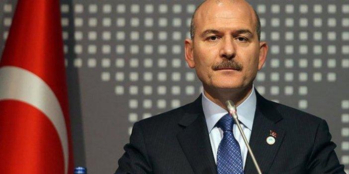 İçişleri Bakanı Süleyman Soylu'dan deprem açıklaması