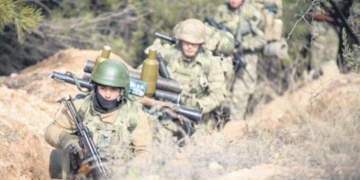 Kuzey Irak'ta operasyon! Etkisiz hale getirildiler