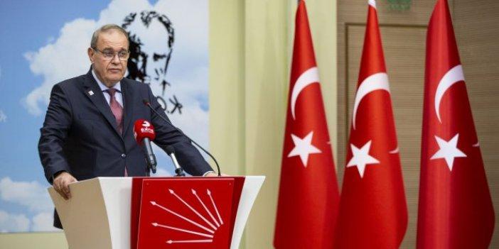 CHP'den baroların yürüyüşüne yapılan müdahaleye tepki: Yargı tarihinde kapkara bir gündür!