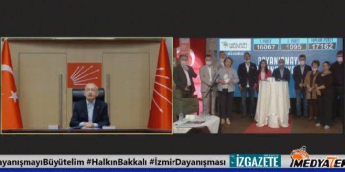 Kılıçdaroğlu katıldığı yayında konuştu: Belediye başkanı arkadaşlarımız virüs sürecinde bir destan yazdı