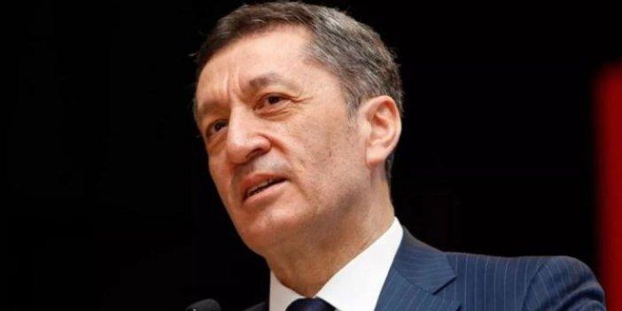 Milli Eğitim Bakanı Ziya Selçuk açıkladı: Liselerde yeni dönem