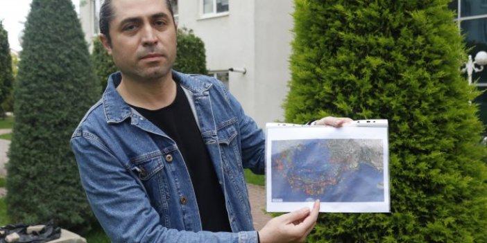 'Akdeniz'de 7'nin üzerinde deprem bekliyoruz'