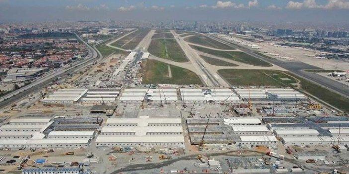 Atatürk Havalimanı'nda 2 milyar dolarlık iki pist yok oldu: Stratejik önemdeki noktaları yok ettiler!