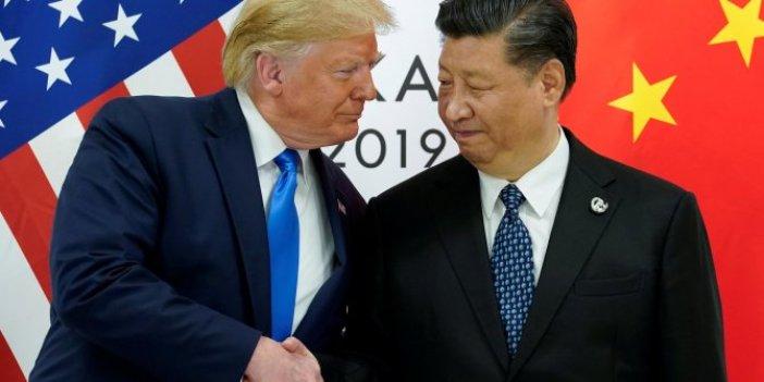 Çin'den Amerika'ya korona virüs yanıtı