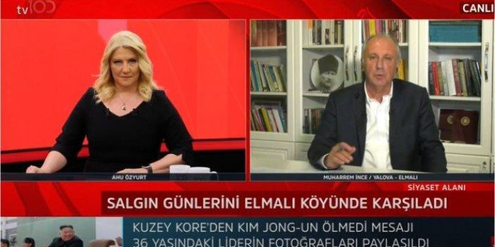 CHP'li İnce, Türkiye'nin Amerika'ya yardımını böyle örneklendirdi