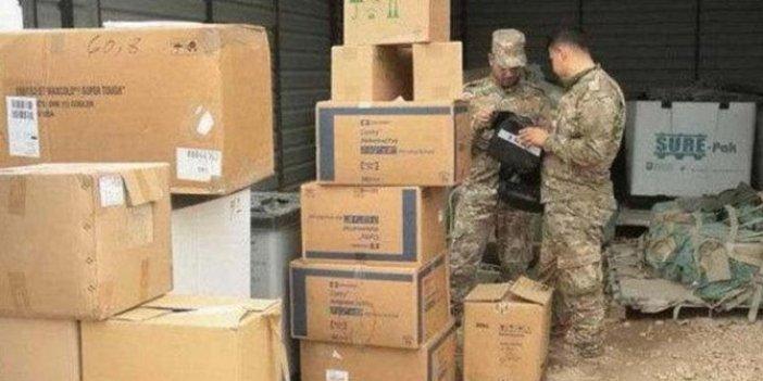 Tıbbi yardım gönderdiğimiz ABD, Suriye'de yeni bir PKK timi kuruyor