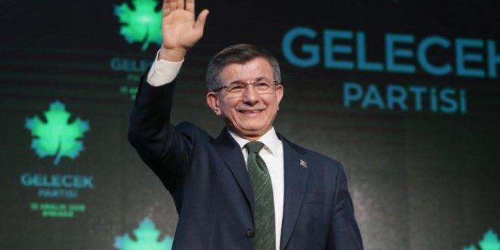 Gelecek Partisi lideri Davutoğlu: Bu iddia gerçek ise Cumhurbaşkanı açıklasın