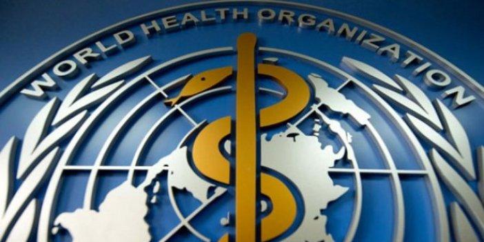 """Dünya Sağlık Örgütü: """"ABD, kanıt sunamadı"""""""