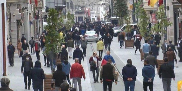 An İtibariyle İstiklal Caddesi! Bu rehavet mezara götürür