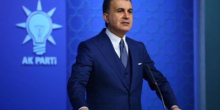 AKP Sözcüsü Ömer Çelik, MYK sonrası açıklamalarda bulundu