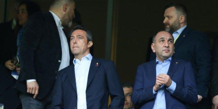Fenerbahçe'de şok iddia: Başkan o isme kapıyı gösterdi