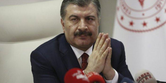 """""""Sağlık Bakanı Fahrettin Koca'nın feryadını saray neden duymuyor?"""""""