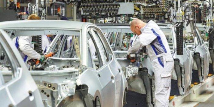 Almanya'da fabrika siparişlerinde büyük düşüş yaşandı
